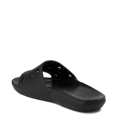 Alternate view of Crocs Classic Slide Sandal - Black