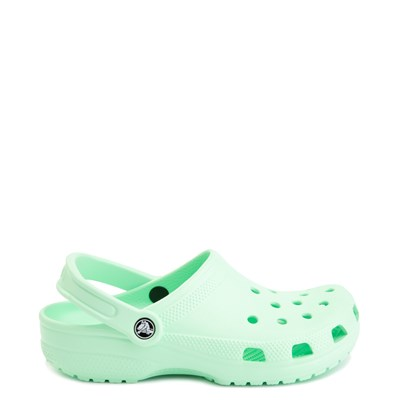 Main view of Crocs Classic Clog - Neo Mint