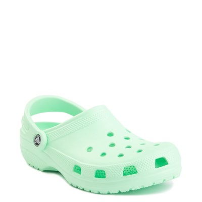 Alternate view of Crocs Classic Clog - Neo Mint