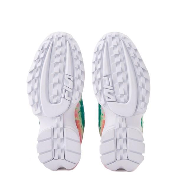 alternate image alternate view Womens Fila Disruptor 2 Tie Dye Athletic Shoe - MultiALT6