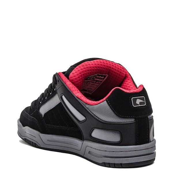 alternate image alternate view Mens Globe Tilt Skate Shoe - Black / Carbon / RedALT2