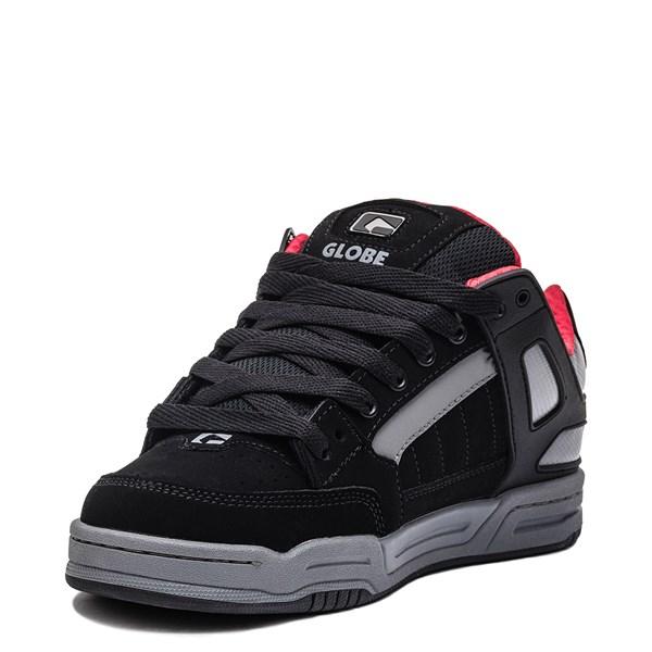 alternate image alternate view Mens Globe Tilt Skate Shoe - Black / Carbon / RedALT3