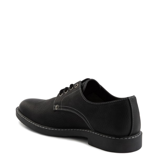 alternate image alternate view Mens Levi's Brawley Casual Shoe - Black MonochromeALT1
