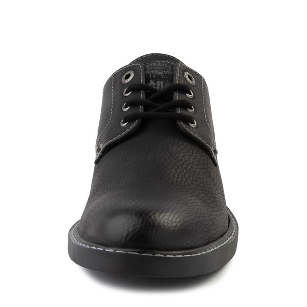 alternate image alternate view Mens Levi's Brawley Casual Shoe - Black MonochromeALT4