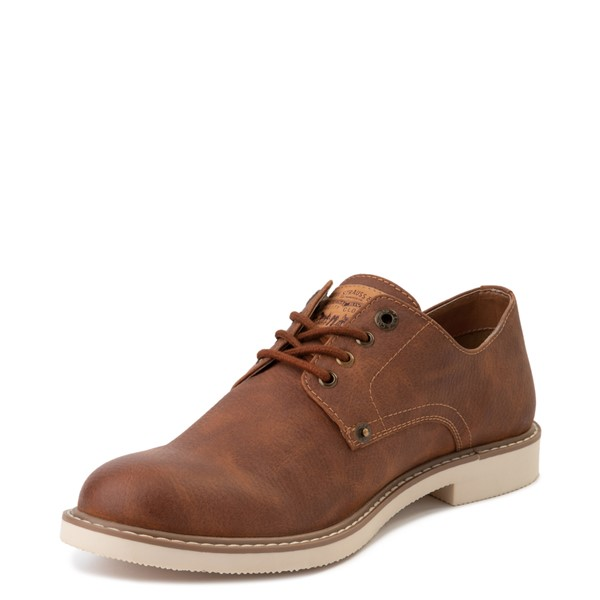 alternate image alternate view Mens Levi's Brawley Casual Shoe - British TanALT2