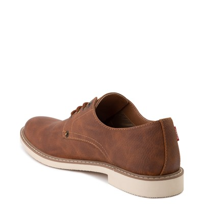 Alternate view of Mens Levi's Brawley Casual Shoe - British Tan