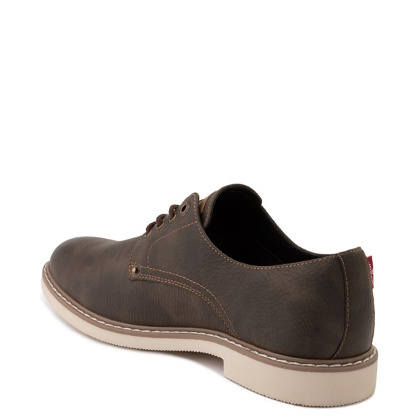 alternate image alternate view Mens Levi's Brawley Casual Shoe - BrownALT1