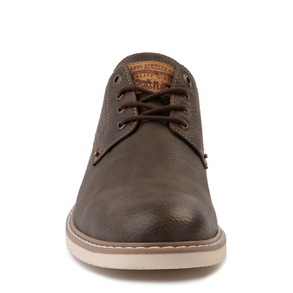 alternate image alternate view Mens Levi's Brawley Casual Shoe - BrownALT4
