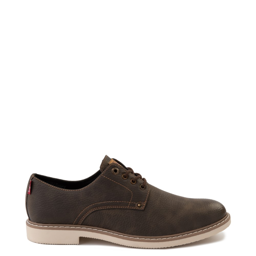Mens Levi's Brawley Casual Shoe - Brown