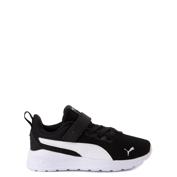 alternate image alternate view Puma Anzarun Lite V Athletic Shoe - Little Kid / Big Kid - BlackALT