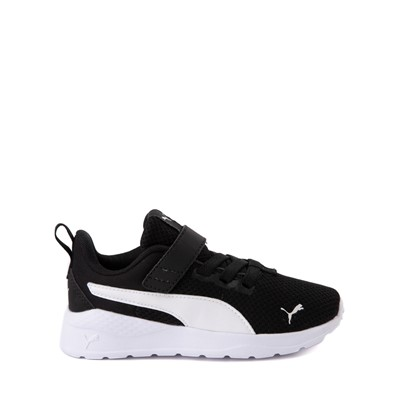 Main view of Puma Anzarun Lite V Athletic Shoe - Little Kid / Big Kid - Black