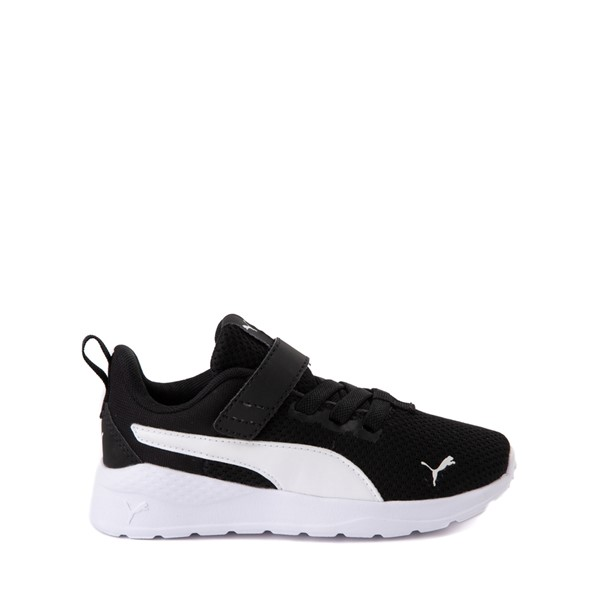 Main view of Puma Anzarun Lite V Athletic Shoe - Baby / Toddler - Black