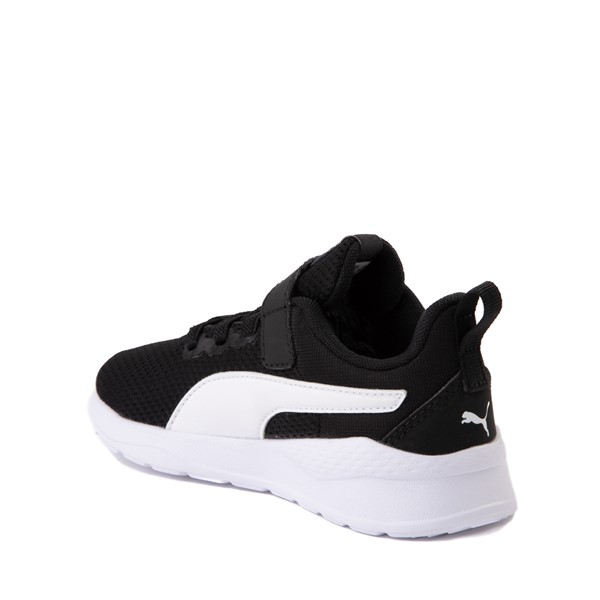 alternate image alternate view Puma Anzarun Lite V Athletic Shoe - Baby / Toddler - BlackALT1