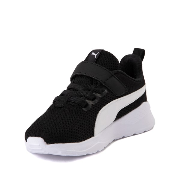 alternate image alternate view Puma Anzarun Lite V Athletic Shoe - Baby / Toddler - BlackALT2