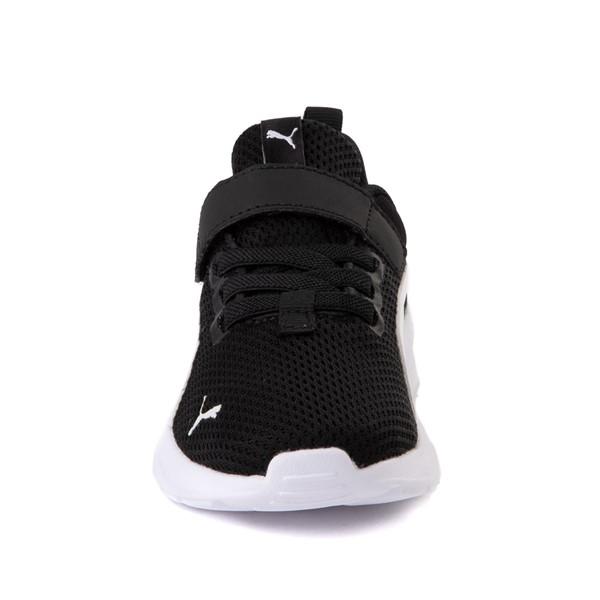 alternate image alternate view Puma Anzarun Lite V Athletic Shoe - Baby / Toddler - BlackALT4
