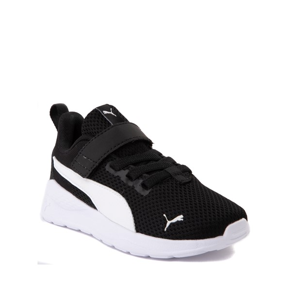 alternate image alternate view Puma Anzarun Lite V Athletic Shoe - Baby / Toddler - BlackALT5
