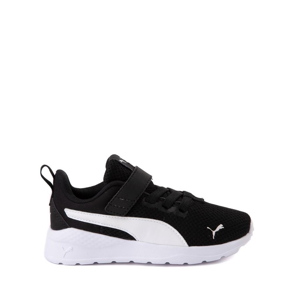 Puma Anzarun Lite V Athletic Shoe - Baby / Toddler - Black