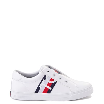 Main view of Womens Tommy Hilfiger Olene Casual Shoe - White