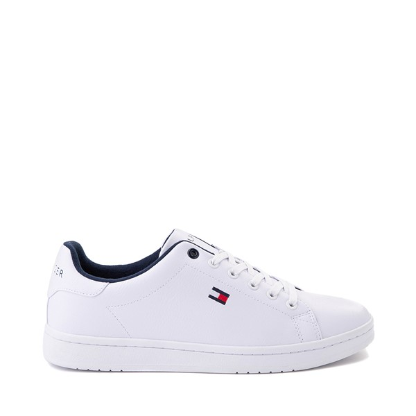 Main view of Mens Tommy Hilfiger Lendar Casual Shoe - White