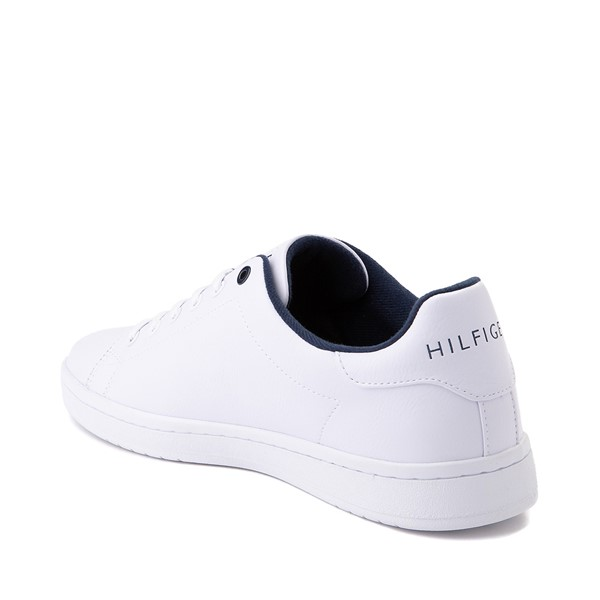 alternate image alternate view Mens Tommy Hilfiger Lendar Casual Shoe - WhiteALT1