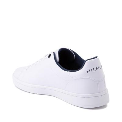 Alternate view of Mens Tommy Hilfiger Lendar Casual Shoe - White
