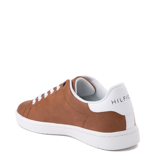 alternate image alternate view Mens Tommy Hilfiger Lendar Casual Shoe - CognacALT2