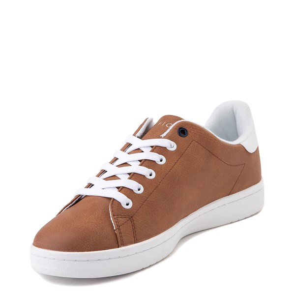 alternate image alternate view Mens Tommy Hilfiger Lendar Casual Shoe - CognacALT3