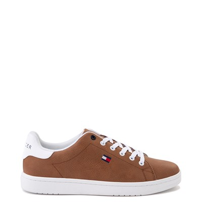 Main view of Mens Tommy Hilfiger Lendar Casual Shoe - Cognac