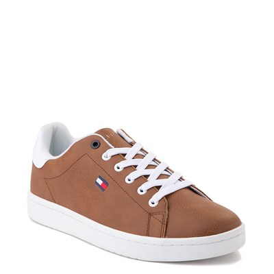 Alternate view of Mens Tommy Hilfiger Lendar Casual Shoe - Cognac
