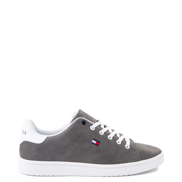 Mens Tommy Hilfiger Lendar Casual Shoe - Grey