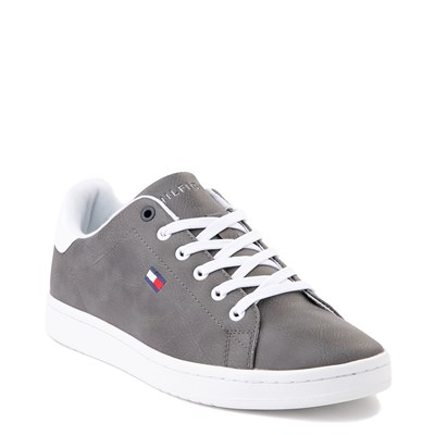 Alternate view of Mens Tommy Hilfiger Lendar Casual Shoe - Grey