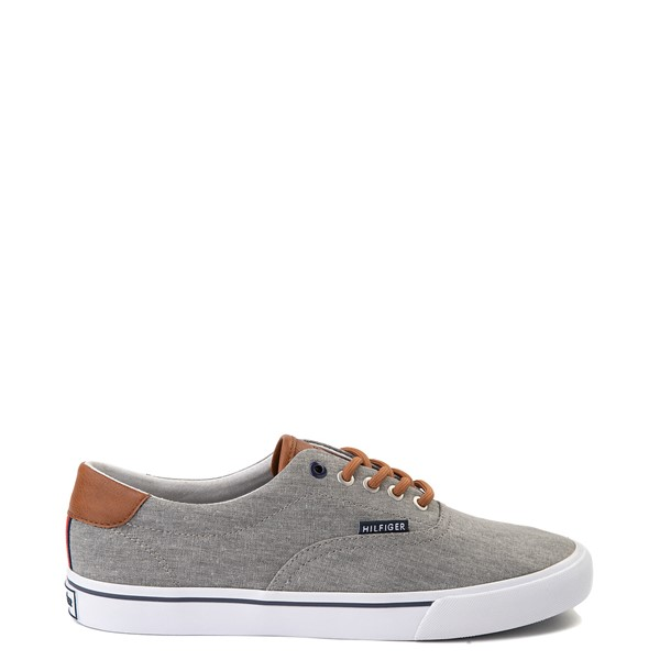 Mens Tommy Hilfiger Phero Casual Shoe - Grey