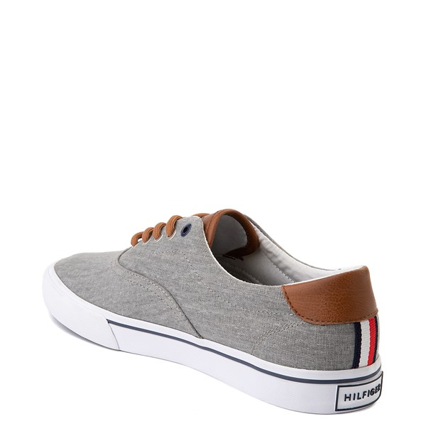 alternate image alternate view Mens Tommy Hilfiger Phero Casual Shoe - GreyALT1
