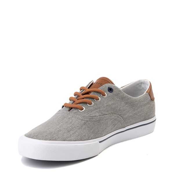 alternate image alternate view Mens Tommy Hilfiger Phero Casual Shoe - GreyALT2