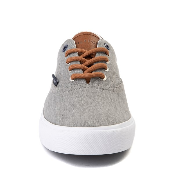 alternate image alternate view Mens Tommy Hilfiger Phero Casual Shoe - GreyALT4