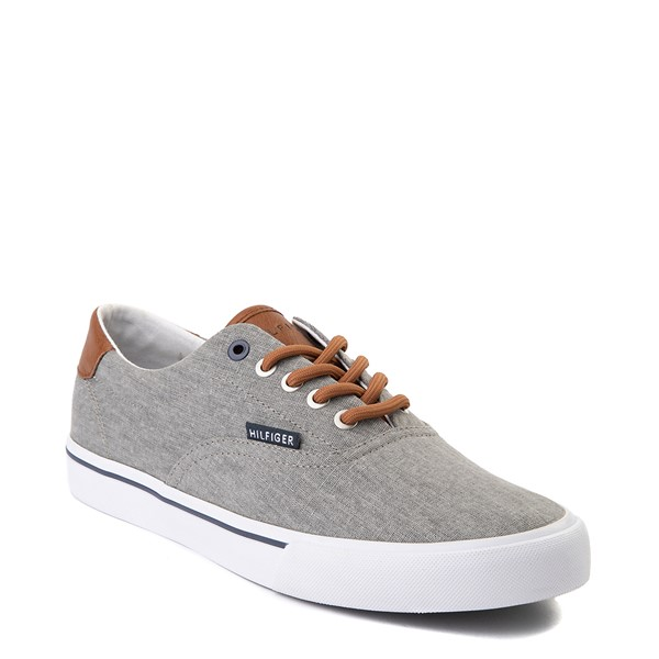 alternate image alternate view Mens Tommy Hilfiger Phero Casual Shoe - GreyALT5