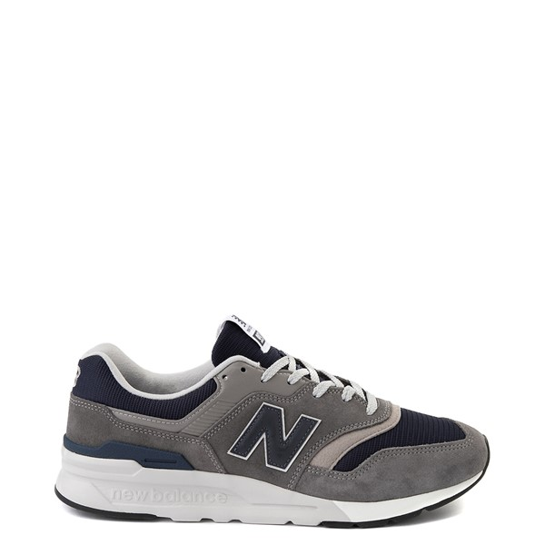 Mens New Balance 997H Athletic Shoe - Castlerock / Natural Indigo