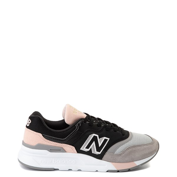 Womens New Balance 997H Athletic Shoe - Black / Smoked Salt