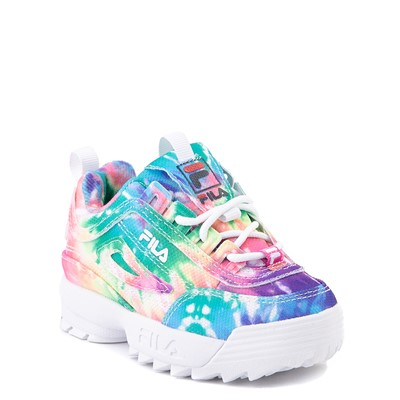 Alternate view of Fila Disruptor 2 Athletic Shoe - Baby / Toddler - Tie Dye