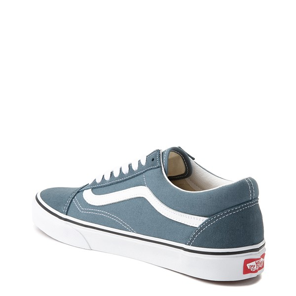 alternate image alternate view Vans Old Skool Skate Shoe - Blue MirageALT1