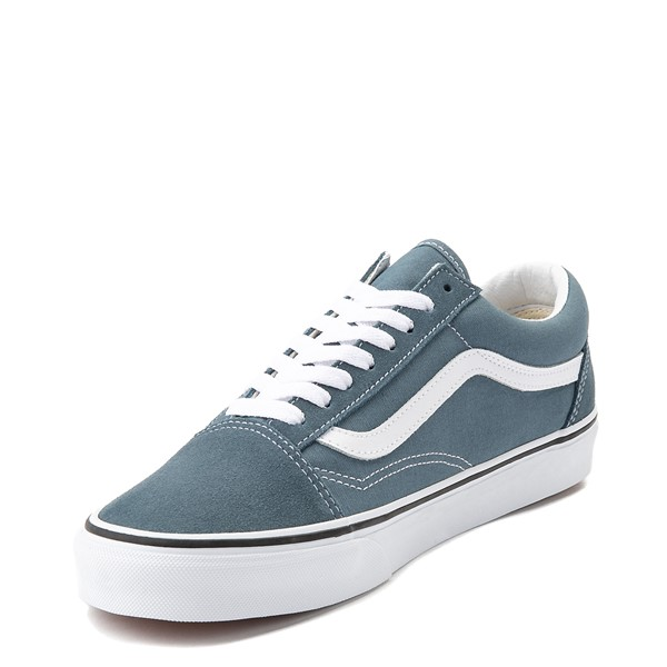 alternate image alternate view Vans Old Skool Skate Shoe - Blue MirageALT2