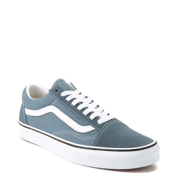 alternate image alternate view Vans Old Skool Skate Shoe - Blue MirageALT5