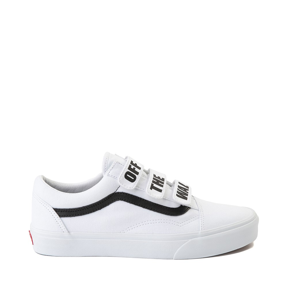 Vans Old Skool OTW Skate Shoe - White / Black