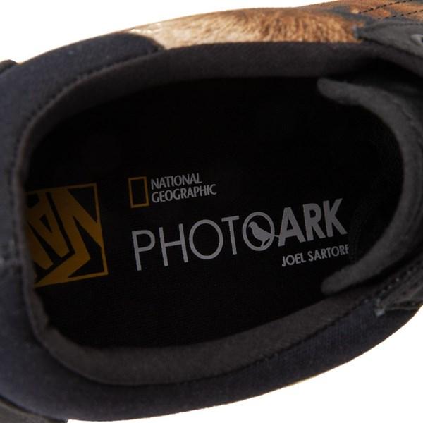 alternate image alternate view Vans x National Geographic Old Skool Photo Ark Skate Shoe - BlackALT9