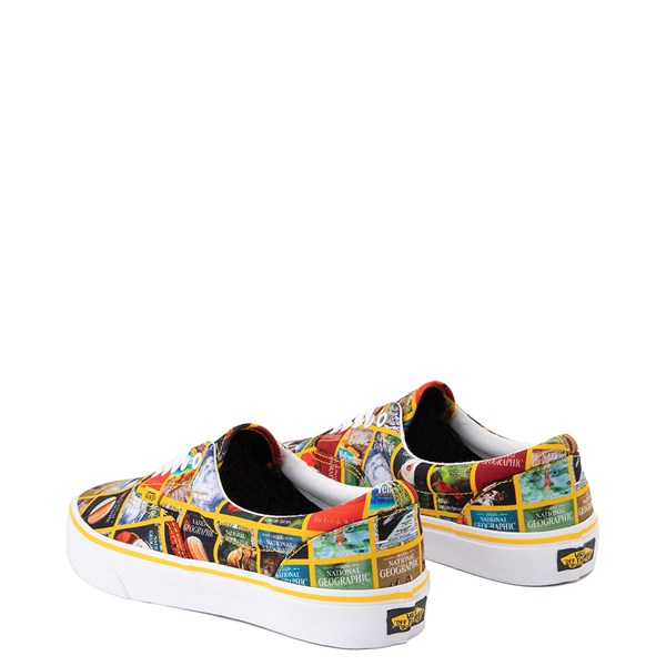 alternate image alternate view Vans x National Geographic Era Covers Skate Shoe - MulticolorALT2