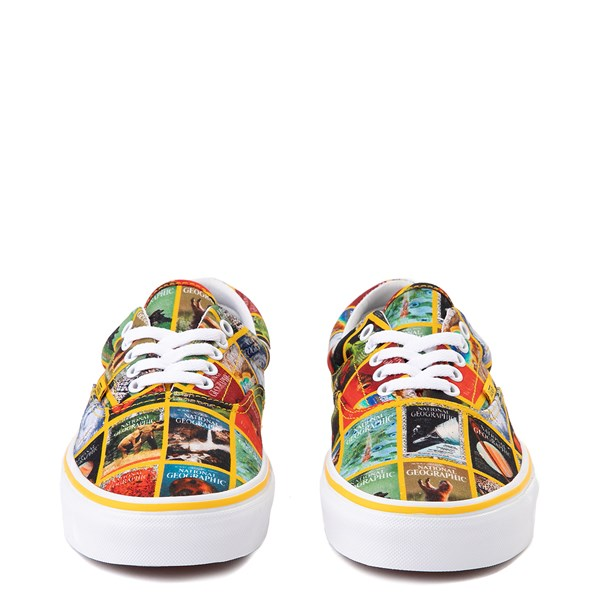 alternate image alternate view Vans x National Geographic Era Covers Skate Shoe - MulticolorALT4