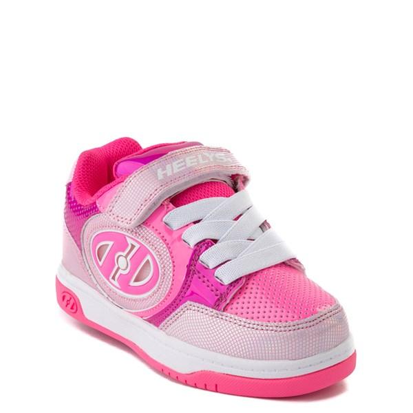 alternate image alternate view Heelys Plus X2 Skate Shoe - Little Kid / Big Kid - FuchsiaALT1B