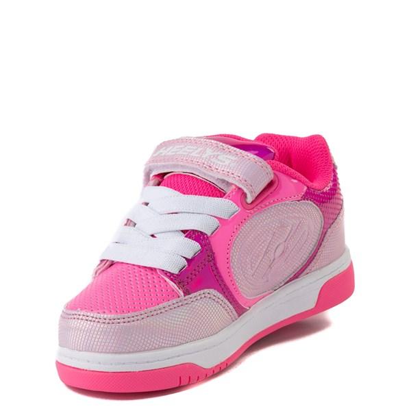 alternate image alternate view Heelys Plus X2 Skate Shoe - Little Kid / Big Kid - FuchsiaALT3