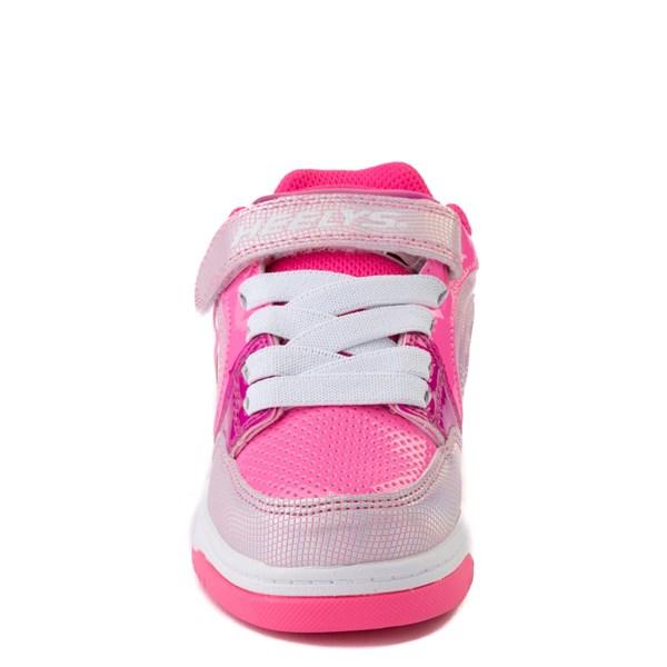alternate image alternate view Heelys Plus X2 Skate Shoe - Little Kid / Big Kid - FuchsiaALT4