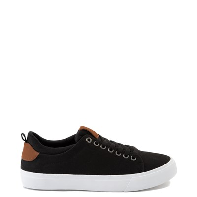 Main view of Mens Crevo Brennon Casual Shoe - Black